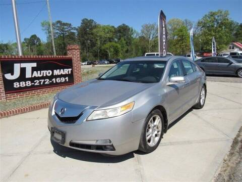 2011 Acura TL for sale at J T Auto Group in Sanford NC
