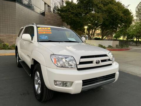 2003 Toyota 4Runner for sale at Right Cars Auto Sales in Sacramento CA