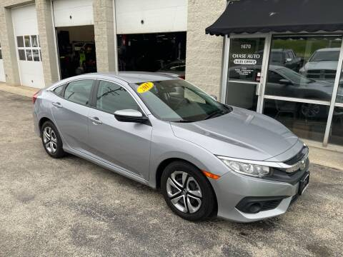 2017 Honda Civic for sale at Cresthill Auto Sales Enterprises LTD in Crest Hill IL