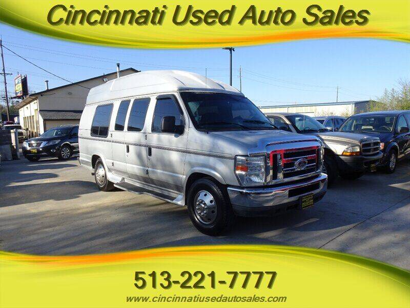 2009 Ford E-Series Chassis for sale at Cincinnati Used Auto Sales in Cincinnati OH