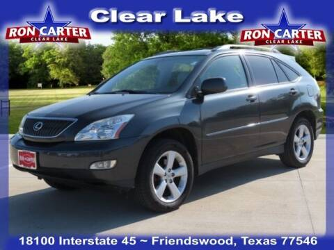 2007 Lexus RX 350 for sale at Ron Carter  Clear Lake Used Cars in Houston TX