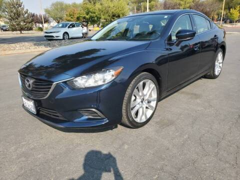 2017 Mazda MAZDA6 for sale at Matador Motors in Sacramento CA