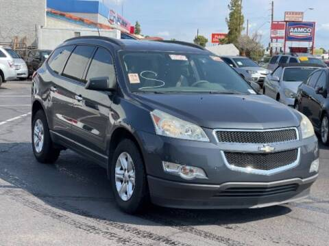 2011 Chevrolet Traverse for sale at Brown & Brown Auto Center in Mesa AZ