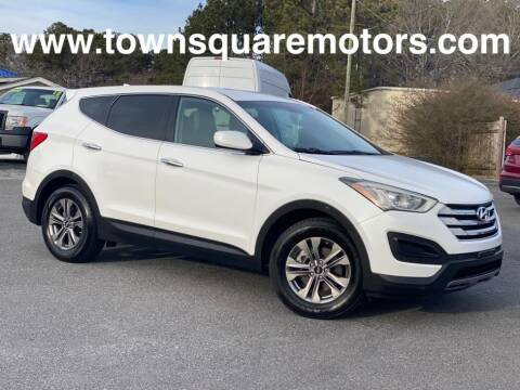 2016 Hyundai Santa Fe Sport for sale at Town Square Motors in Lawrenceville GA