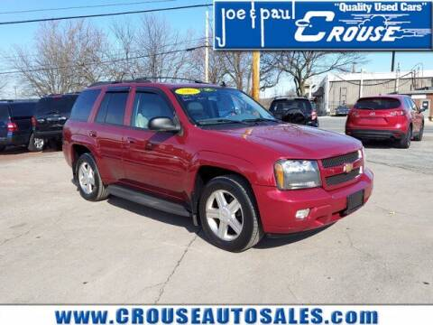 2008 Chevrolet TrailBlazer for sale at Joe and Paul Crouse Inc. in Columbia PA