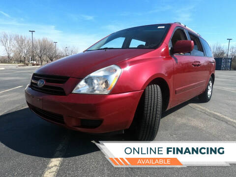 2007 Kia Sedona for sale at StarCity Motors LLC in Garden City ID