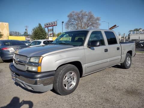 2005 Chevrolet Silverado 1500 for sale at Larry's Auto Sales Inc. in Fresno CA