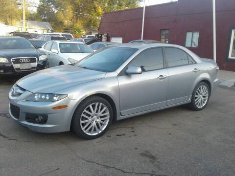2006 Mazda MAZDASPEED6 for sale at B Quality Auto Check in Englewood CO