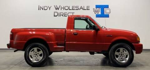 2004 Ford Ranger for sale at Indy Wholesale Direct in Carmel IN