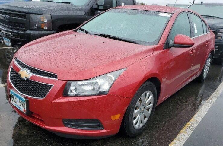 2011 Chevrolet Cruze for sale at Rochester Auto Mall in Rochester MN