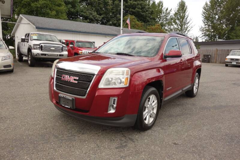 2011 GMC Terrain for sale at Leavitt Auto Sales and Used Car City in Everett WA