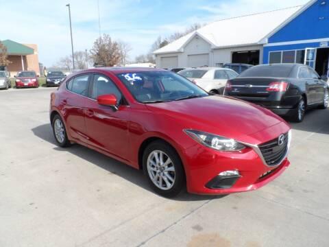 2014 Mazda MAZDA3 for sale at America Auto Inc in South Sioux City NE