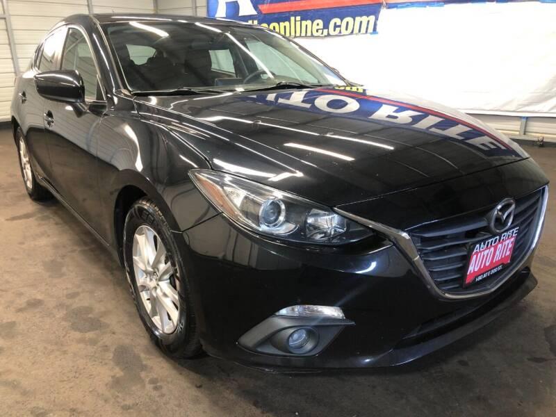 2015 Mazda MAZDA3 for sale at Auto Rite in Cleveland OH