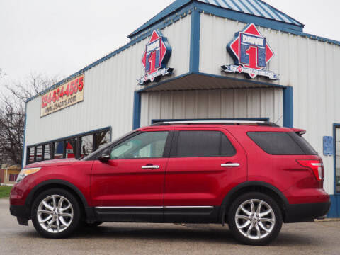 2014 Ford Explorer for sale at DRIVE 1 OF KILLEEN in Killeen TX