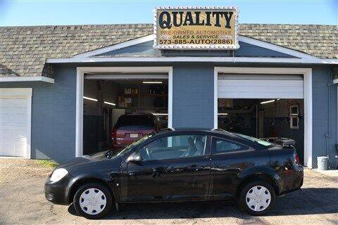 2007 Chevrolet Cobalt for sale at Quality Pre-Owned Automotive in Cuba MO