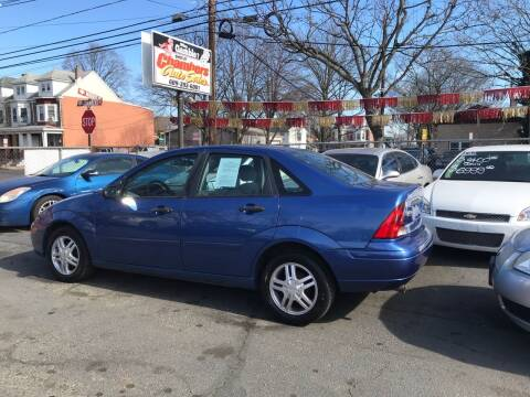 2004 Ford Focus for sale at Chambers Auto Sales LLC in Trenton NJ
