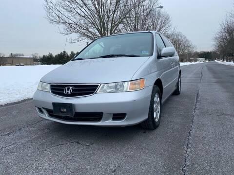 2004 Honda Odyssey for sale at Starz Auto Group in Delran NJ