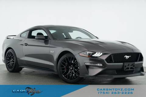 2019 Ford Mustang for sale at JumboAutoGroup.com - Carsntoyz.com in Hollywood FL