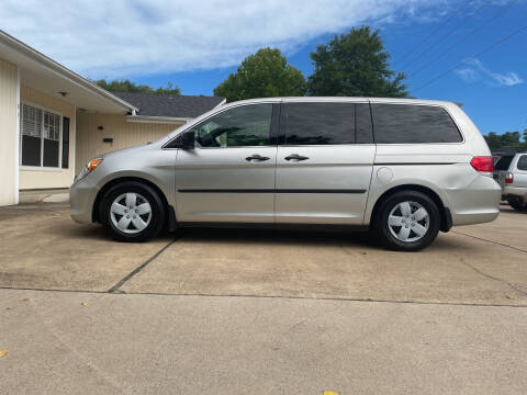 2009 Honda Odyssey for sale at H3 Auto Group in Huntsville TX