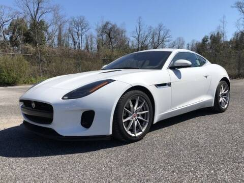 2018 Jaguar F-TYPE for sale at JOE BULLARD USED CARS in Mobile AL