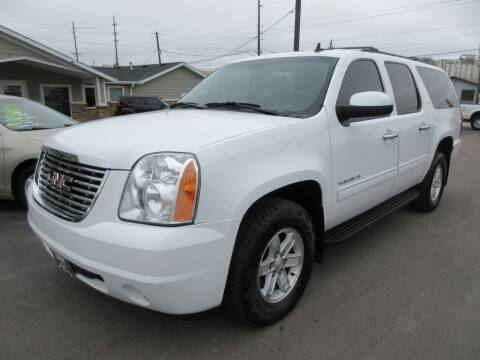 2013 GMC Yukon XL for sale at Dam Auto Sales in Sioux City IA