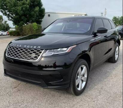 2018 Land Rover Range Rover Velar for sale at Tim Short Auto Mall in Corbin KY