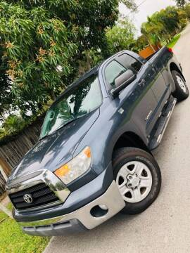 2008 Toyota Tundra for sale at IRON CARS in Hollywood FL