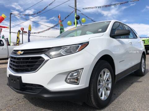 2018 Chevrolet Equinox for sale at 1st Quality Motors LLC in Gallup NM
