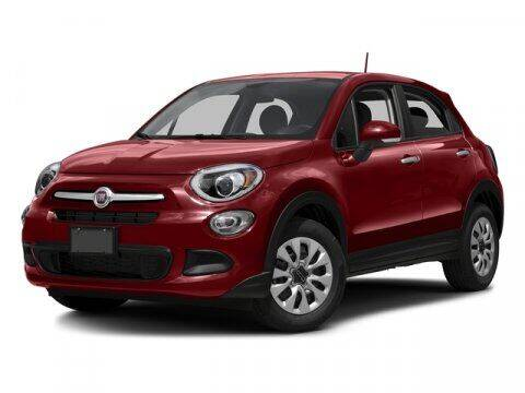 2016 FIAT 500X for sale at Karplus Warehouse in Pacoima CA