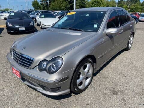 2005 Mercedes-Benz C-Class for sale at Autos Only Burien in Burien WA