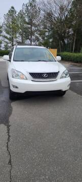 2008 Lexus RX 350 for sale at Unity Auto Sales Inc in Charlotte NC