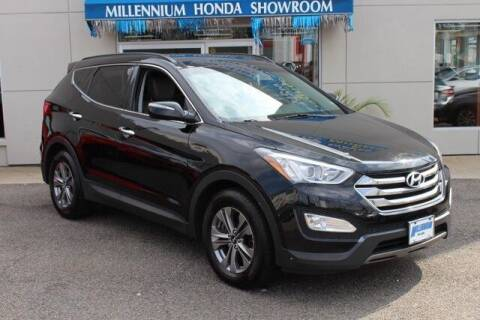 2016 Hyundai Santa Fe Sport for sale at MILLENNIUM HONDA in Hempstead NY