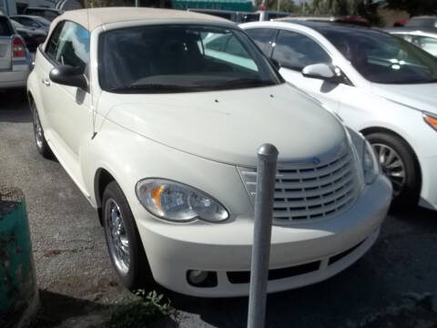 2008 Chrysler PT Cruiser for sale at PJ's Auto World Inc in Clearwater FL