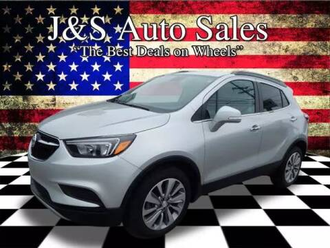 2017 Buick Encore for sale at J & S Auto Sales in Clarksville TN
