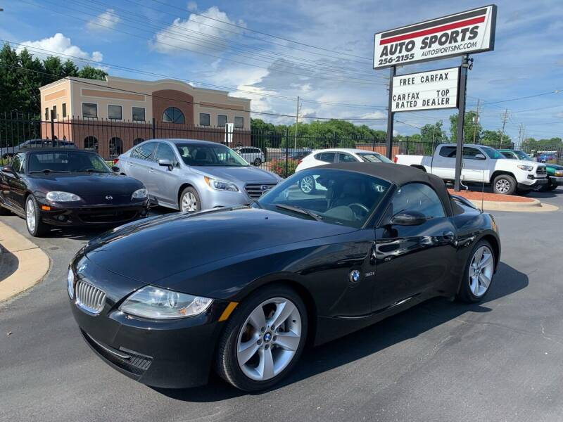 2006 BMW Z4 for sale at Auto Sports in Hickory NC