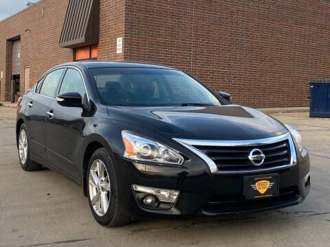 2015 Nissan Altima for sale at Effect Auto Center in Omaha NE