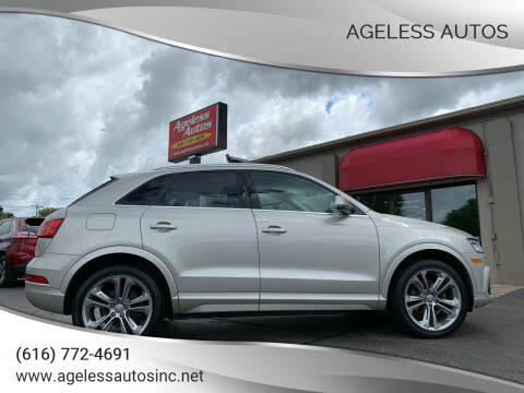 2017 Audi Q3 for sale at Ageless Autos in Zeeland MI