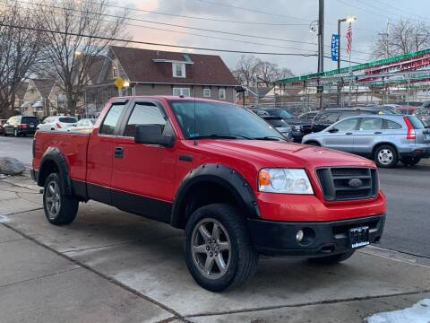2008 Ford F-150 for sale at Alpha Motors in Chicago IL