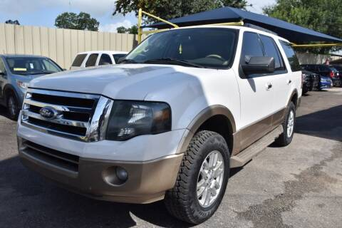 2011 Ford Expedition for sale at Midtown Motor Company in San Antonio TX