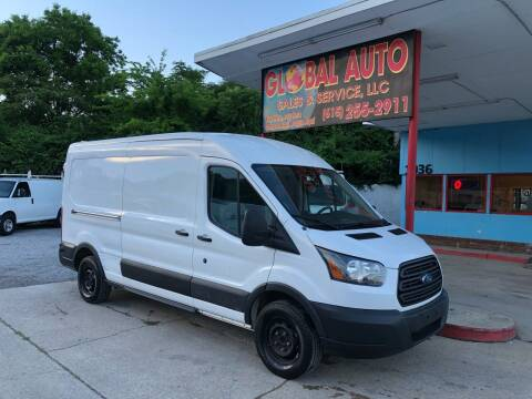 2016 Ford Transit Cargo for sale at Global Auto Sales and Service in Nashville TN