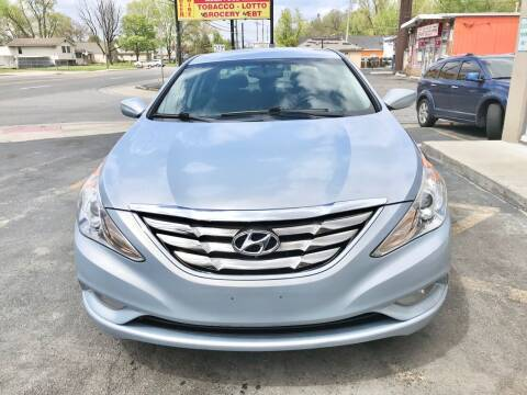 2013 Hyundai Sonata for sale at Tiger Auto Sales in Columbus OH