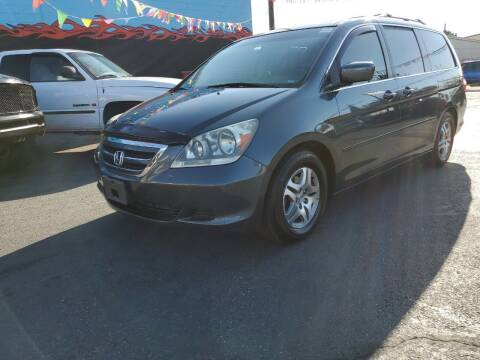 2005 Honda Odyssey for sale at DPM Motorcars in Albuquerque NM