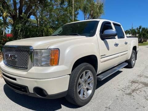 2011 GMC Sierra 1500 for sale at Car Girl 101 in Oakland Park FL
