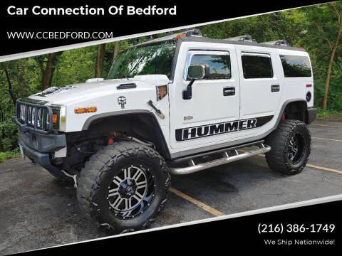2003 HUMMER H2 for sale at Car Connection of Bedford in Bedford OH
