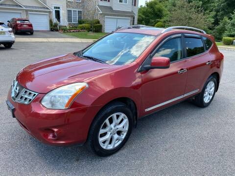2011 Nissan Rogue for sale at Jordan Auto Group in Paterson NJ