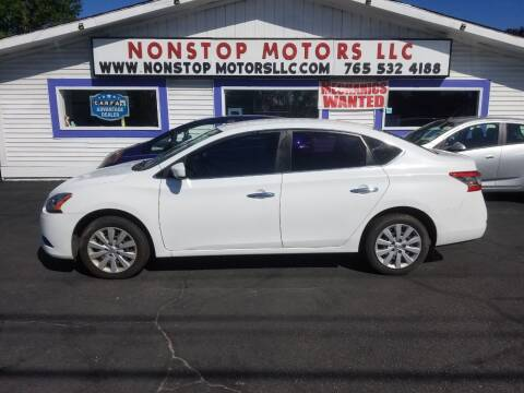 2014 Nissan Sentra for sale at Nonstop Motors in Indianapolis IN