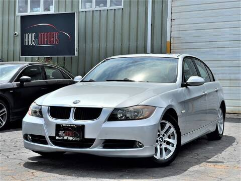 2007 BMW 3 Series for sale at Haus of Imports in Lemont IL