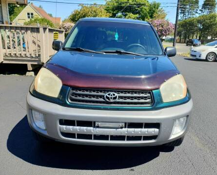 2002 Toyota RAV4 for sale at Life Auto Sales in Tacoma WA