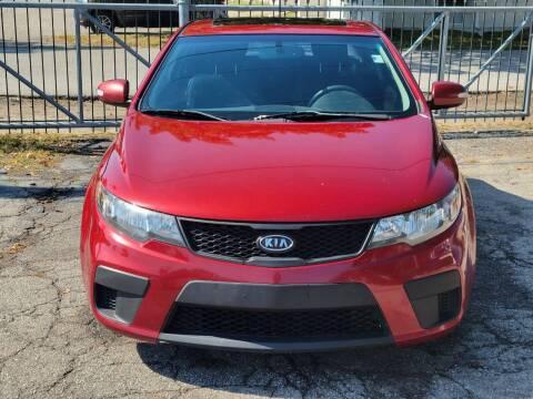 2010 Kia Forte Koup for sale at Blue Ridge Auto Outlet in Kansas City MO