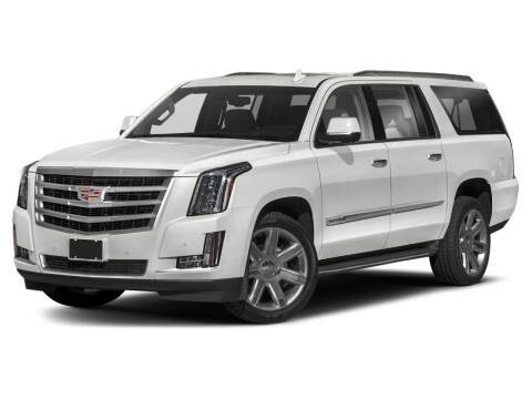 2020 Cadillac Escalade ESV for sale at Herman Jenkins Used Cars in Union City TN